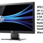 DESKTOP PC (HP)